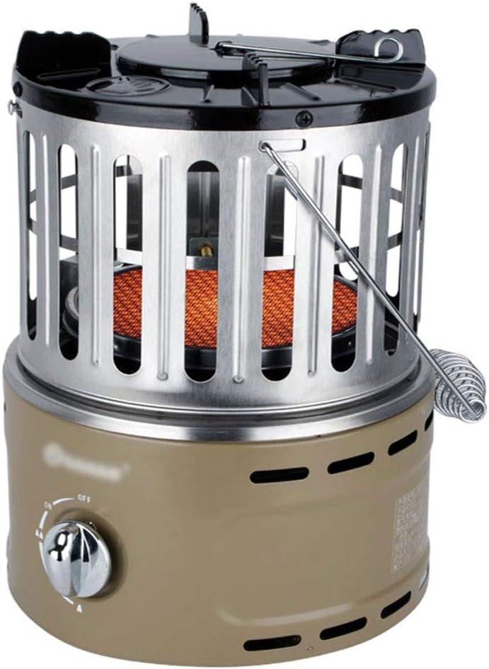 wei TT100 Calentador de Gas LPG Radiante Estufa de Cocina ...