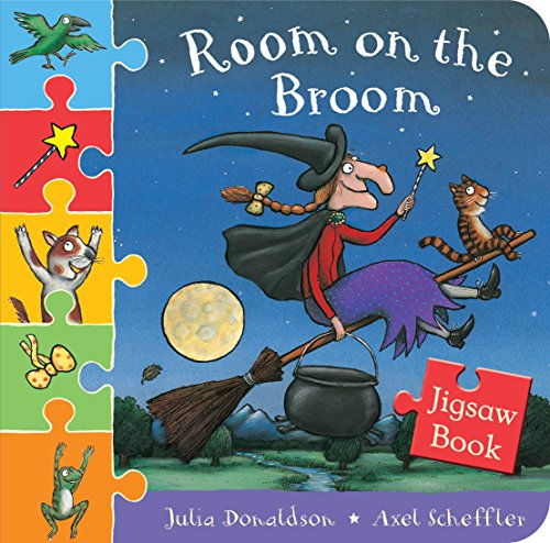 Halloween In New Orleans 2019 (Room on the Broom Jigsaw Book)
