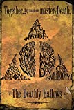 Harry Potter Poster - The Deathly Hallows (61cm x 91,5cm) + plus fabulous protective gift tube