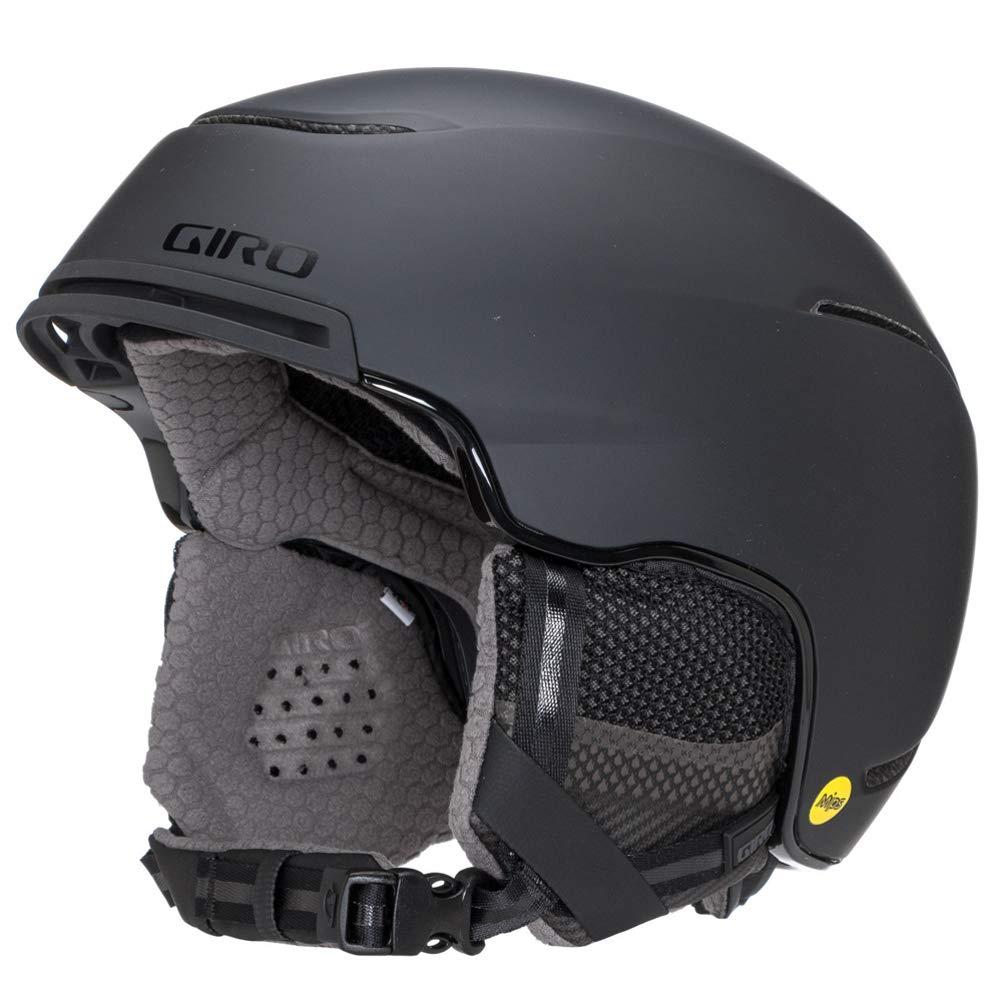 GIRO(ジロ) スキー ヘルメット Jackson MIPS(ジャクソン ミップス) マットブラック Mサイズ 7093734 B07FDKKGND