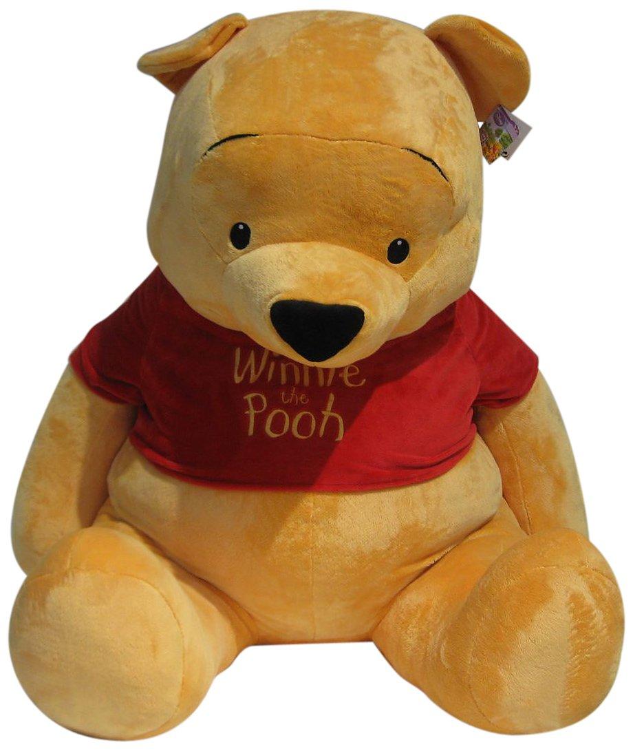 Disney 5872658 - Peluche de Winnie the Pooh (61 cm): Amazon.es: Juguetes y juegos