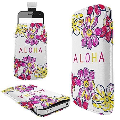 1282 Hawaii Holiday Flowers Fashion