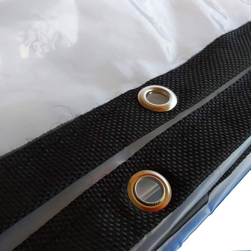 QRFDIAN Transparente Dicke Wasserdichte Plane Plane Plane Wasserdichte Tuch Kunststoff Tuch Regen Tuch Regen Tuch Plane Isolierung Tuch B07JY6D2Y3 Zeltplanen Üppiges Design 6acf72