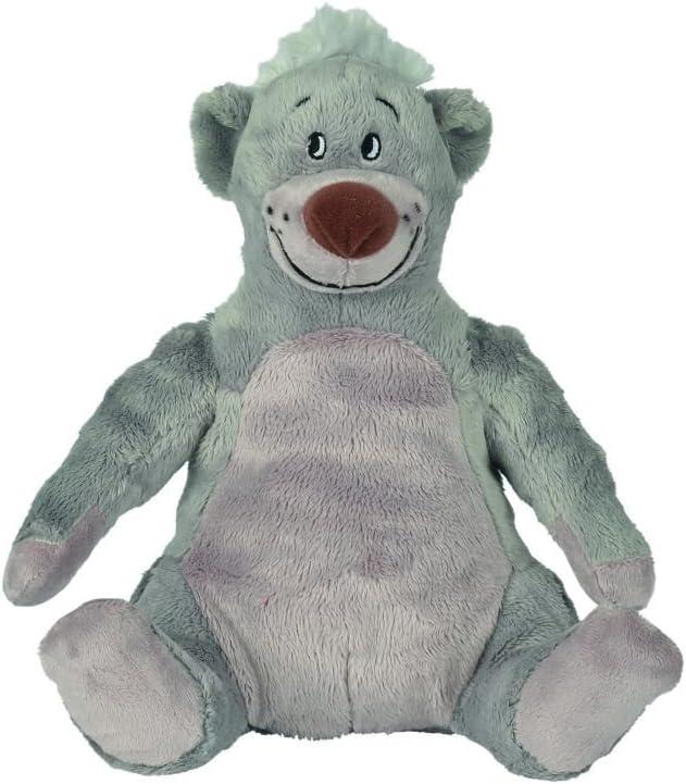 Disney Simba 6315874189 Libro de la Selva Baloo Peluche 25cm