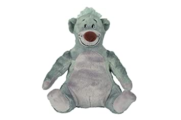 Simba 6315874189 – Disney libro de la selva Baloo Peluche 25 cm