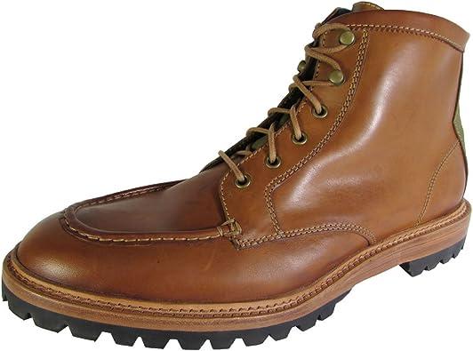 Judson Cap-Toe Combat Boot
