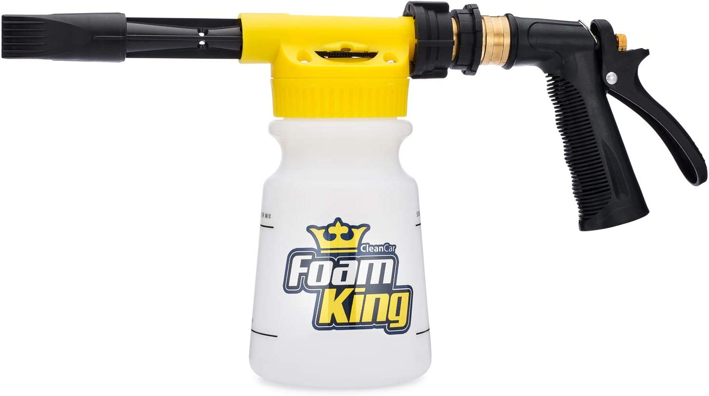 Car Foam Gun >> Foam King The King Of Suds Deluxe Car Wash Sprayer Car Foam Gun Suds Maker