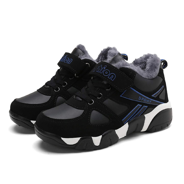plus récent d52de 319fc H-Mastery Bottes de Neige Garcon Fille Chaussures Hiver ...