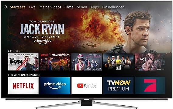 Grundig Oled Fire Tv Hands Free Mit Alexa 164 Cm Elektronik