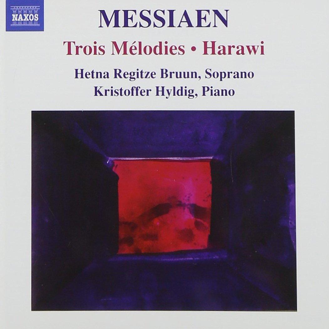 Messiaen - Musique vocale - Page 2 61vUzII96pL._SL1050_