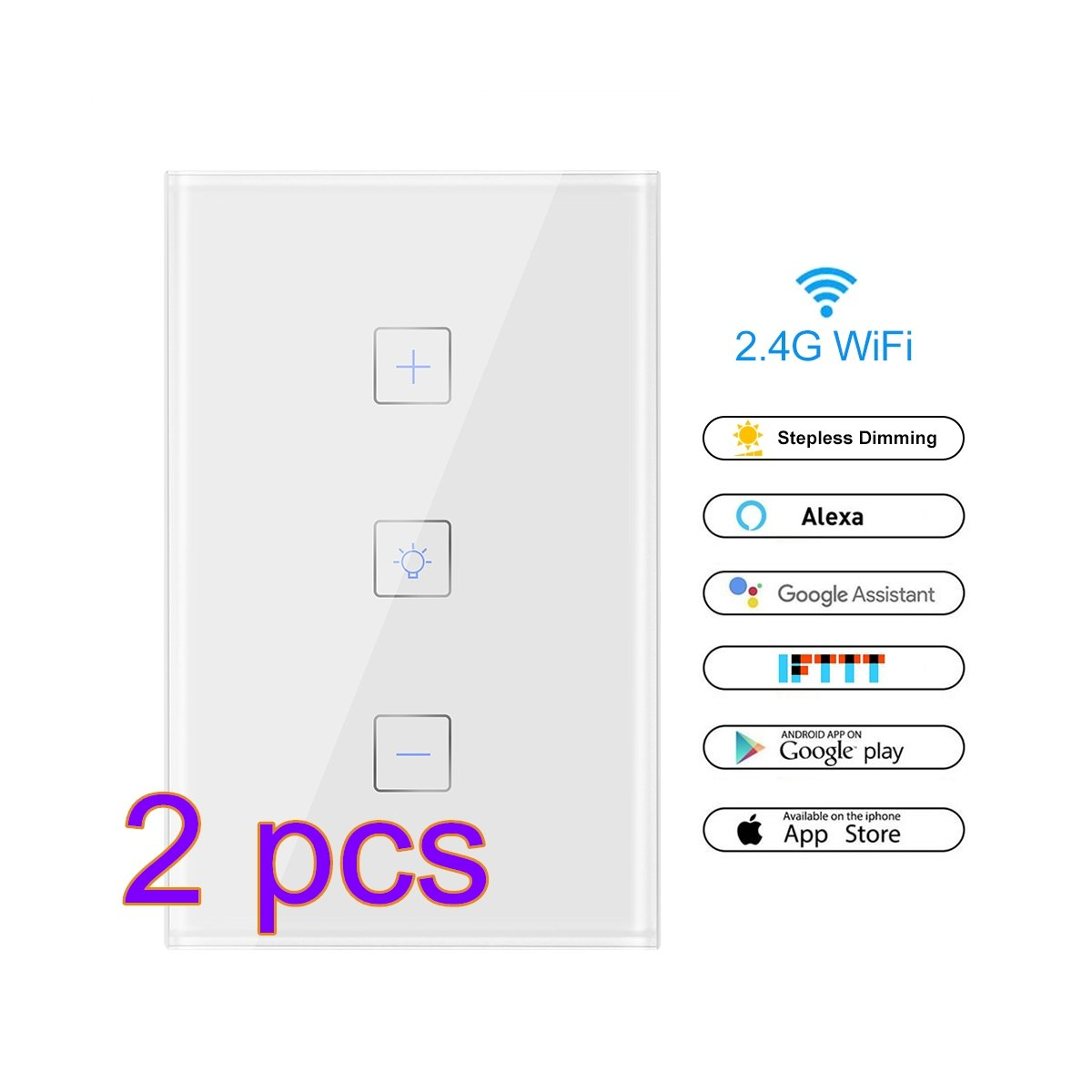 Smart Wi-Fi Light Dimmer Switch, ALLOMN In-wall Touch Light Switch on wall switch sensor, garage door diagram, wall switch parts, crane parts diagram, phone plug diagram, wall wiring home speakers, light switch diagram, switched receptacle diagram, wall switch battery, wall switch adjustment, wall switch circuit diagram, wall switch cover, wall switch installation, wall switch exploded view, wall switch remote control, wall timer switch diagram, wall socket wiring, wall switch dimensions, wall switch thermostat, wall wall switch wireing,