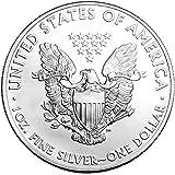 2017 American Eagle One Ounce Silver Bullion Dollar Uncirculated