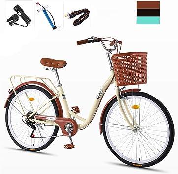 GHH Elegance Bicicleta Urbana 7 Velocidad, 24