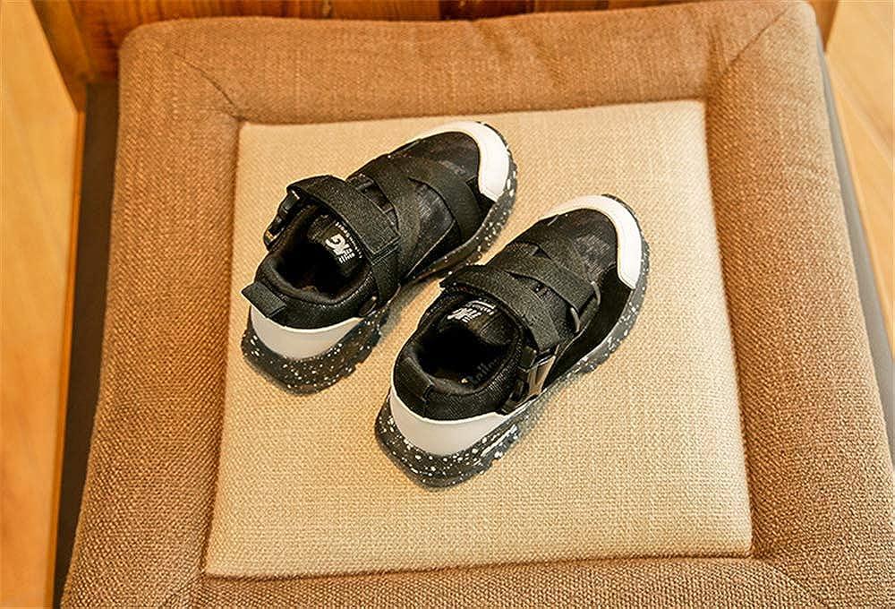 MINIKATA Kids Girls Fashion Sneakers Casual Sports Shoes