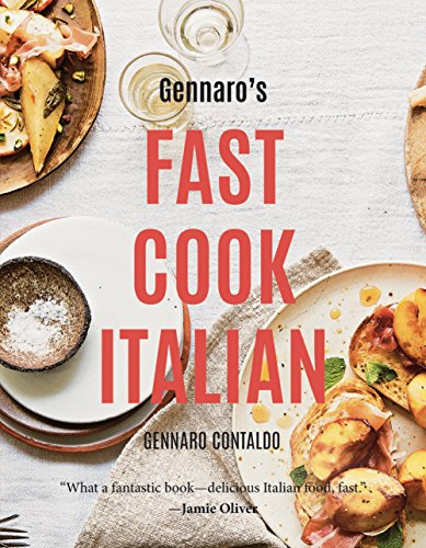 Gennaros Fast Cook Italian by Gennaro Contaldo