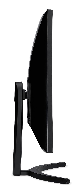 HDMI Port /& DVI Port 4ms Acer ED323QUR Abidpx 31.5 WQHD Curved 1800R VA Gaming Monitor with AMD Radeon FREESYNC Technology Display Port 144Hz Refresh Rate 2560 x 1440