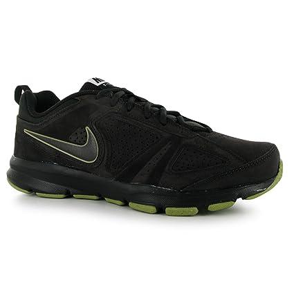 Nike T Lite Nubuck Zapatillas para Hombre marrón Casual Zapatillas Zapatos Calzado, marrón, (