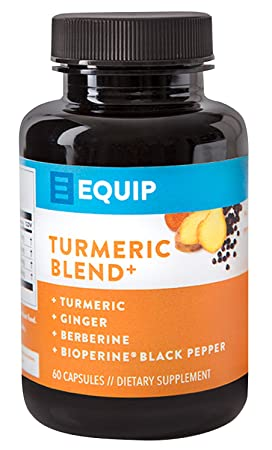 Turmeric Curcumin Bioperine Capsules Supplement All Natural Pills w Ginger Black Pepper Extract for Best Absorption. 95 Curcuminoids. High Potency Turmeric Supplements. Supports Joint Health