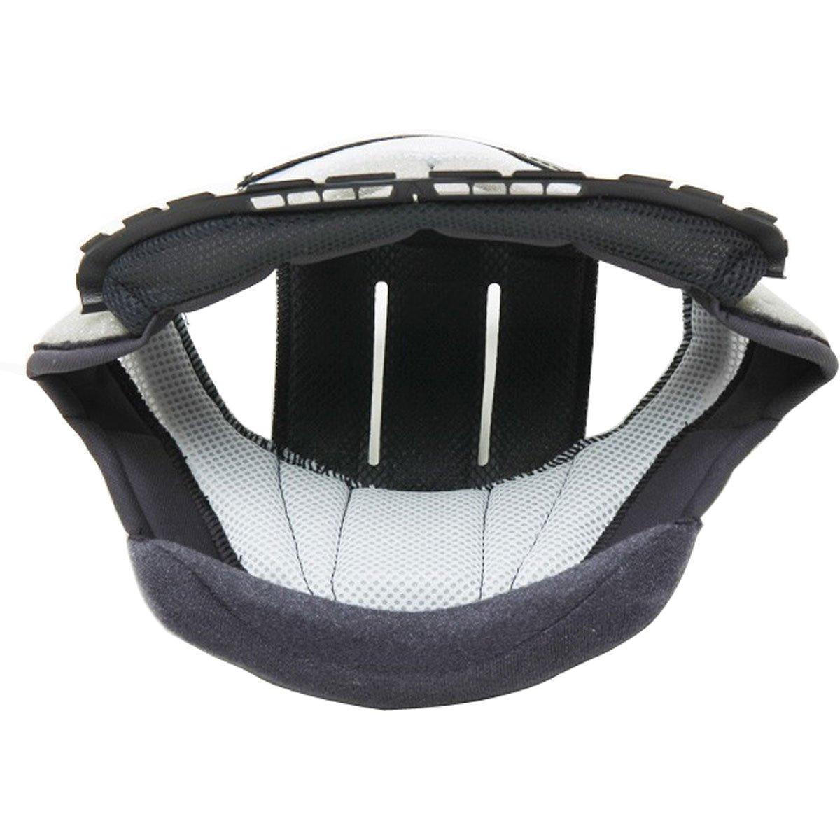 Shoei X-Twelve Center Pad L9 Street Motorcycle Helmet Accessories - Grey/Large