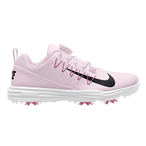 separation shoes daa14 dcdcc Nike Womenss WMNS Lunar Command 2 Boa Golf Shoes Multicolour (Arctic  PinkBlack-