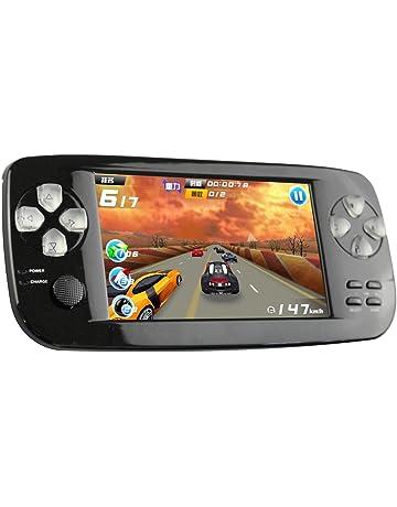 CXYP Consola de Juegos Portátil, 3000 Juegos Retro 4.3 Pulgadas 16 GB Consolas de Videojuegos