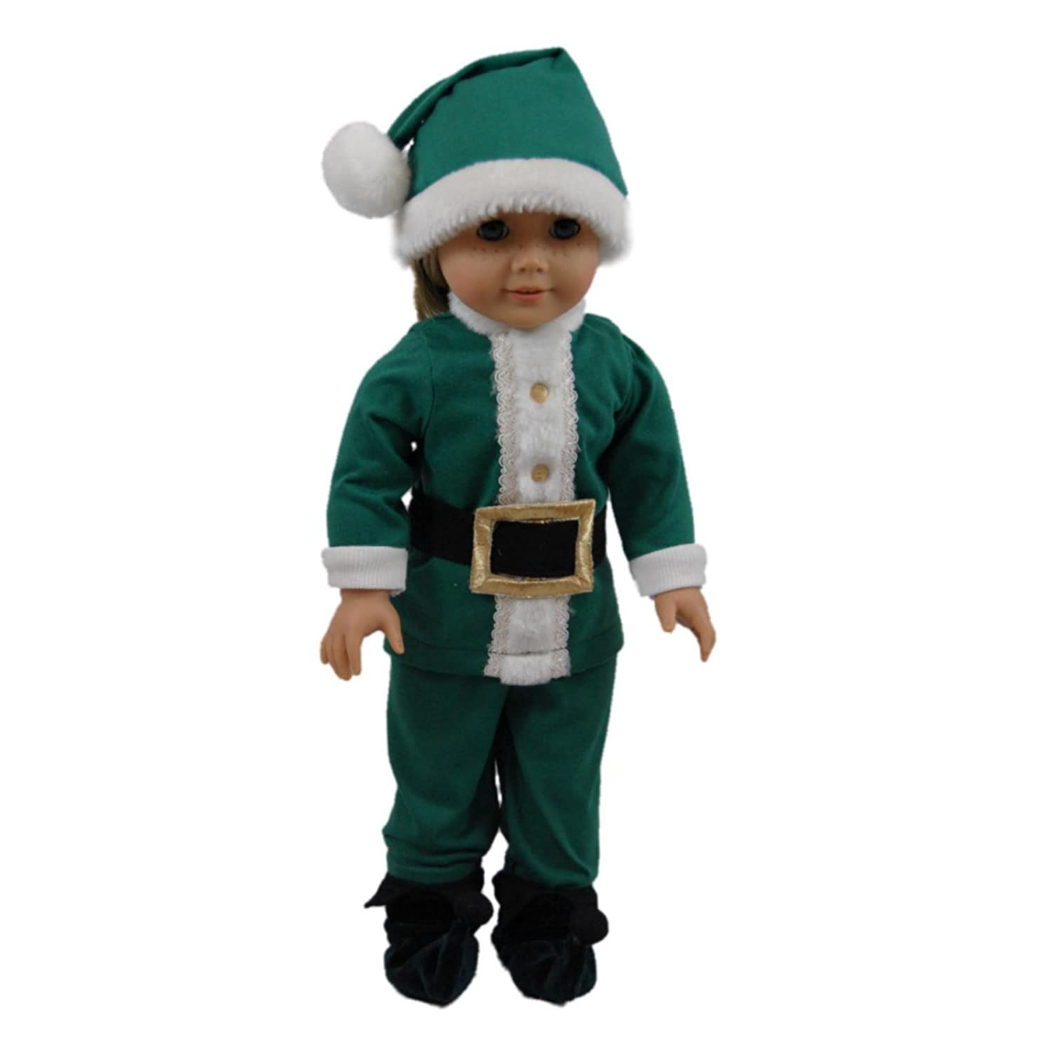 Christmas Clothes for American Girl Dolls - WebNuggetz.com