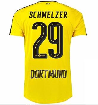 Maillot Domicile Borussia Dortmund Marcel Schmelzer