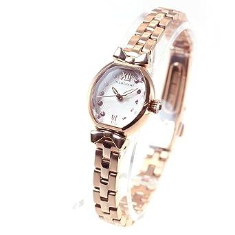 87aea33f2e Amazon   [ジルスチュアート]JILLSTUART 腕時計 レディース NJAL001 ...