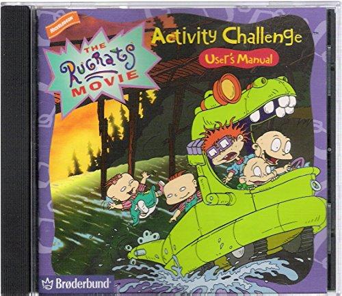 The Rugrats Movie Activity Challenge by Broderbund