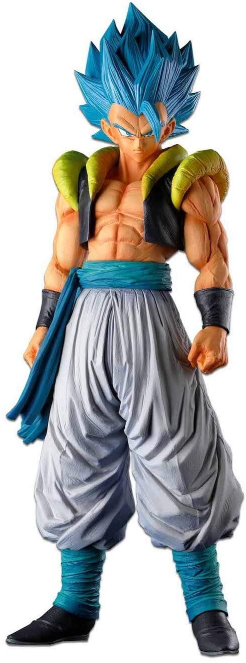 Branpresto-BP19992 Dragon Ball, Figura de Acción, Super Master Star Piece, Gogeta SSGSS, Color (608236h BP19992)