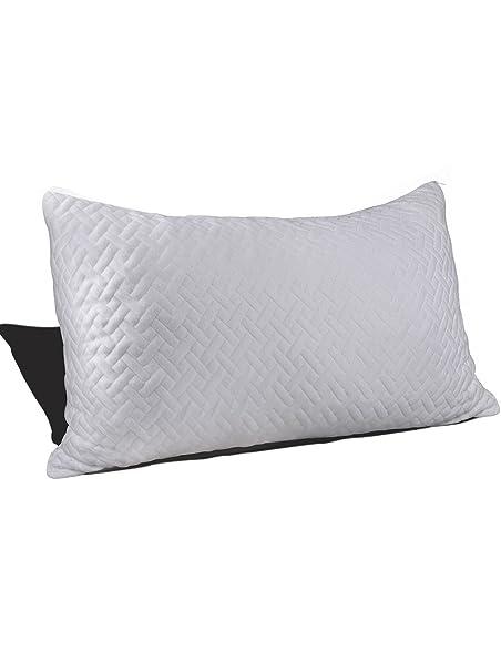 Hoperay   Bed Pillows For Sleeping   Best Hypoallergenic Firm Pillow    PREMIUM Adjustable Loft