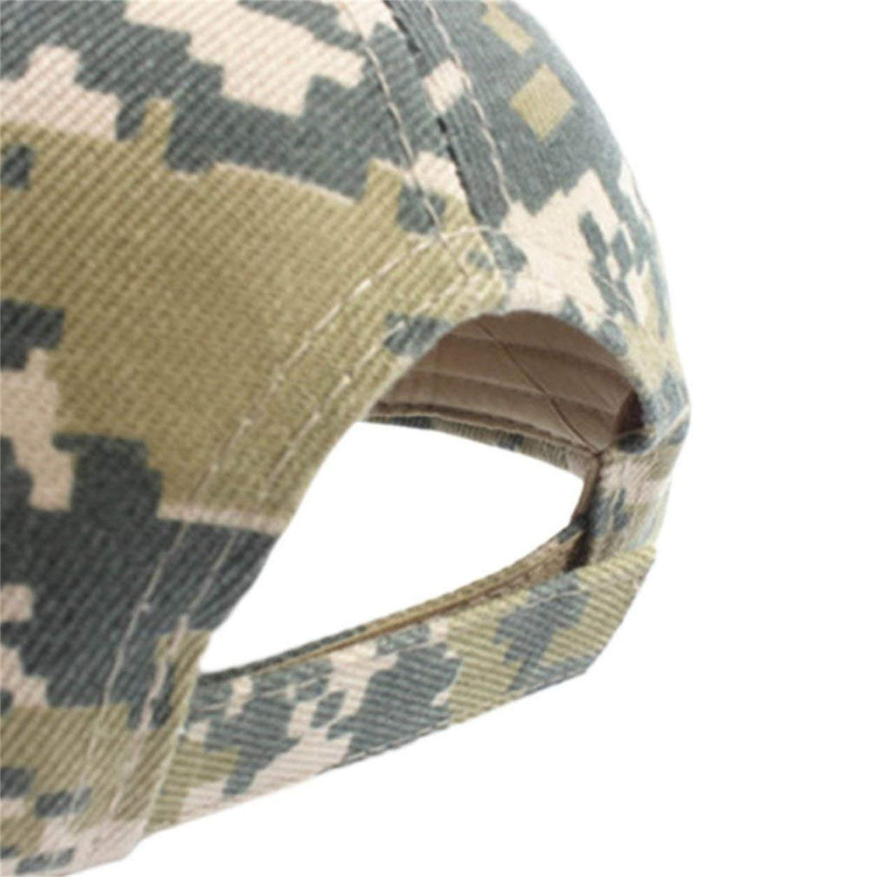 Baseball Caps Militar de Camuflaje al Aire Libre t/áctico Caps Aficionados Armada de los Estados Unidos Ej/ército Sombreros Marines Informal Ej/ército Deportes Viseras Seal de la Marina