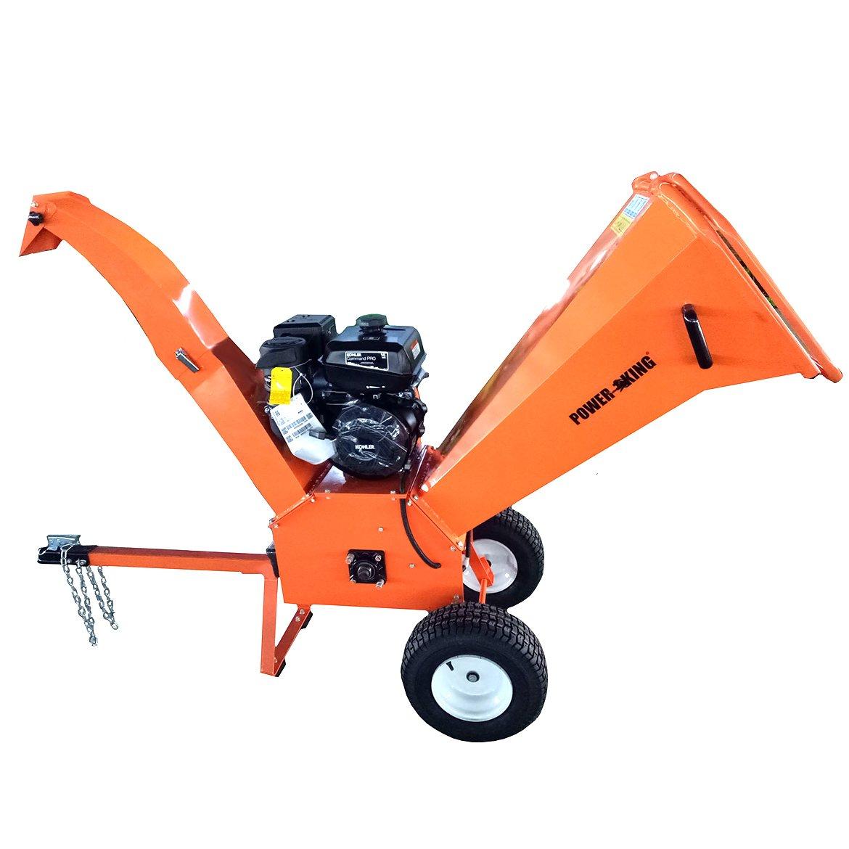 Amazon.com : Powerking Chipper with Bow Handle : Garden & Outdoor