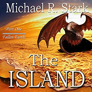 The Island: Fallen Earth, Book 1 Audiobook