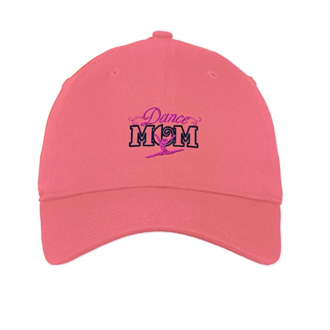 73d7a8425 Speedy Pros Sport Dance Mom Logo Embroidery Unisex Adult Flat Solid Buckle  Cotton 6 Panel Low Profile Hat Cap - Coral, One Size at Amazon Men's  Clothing ...