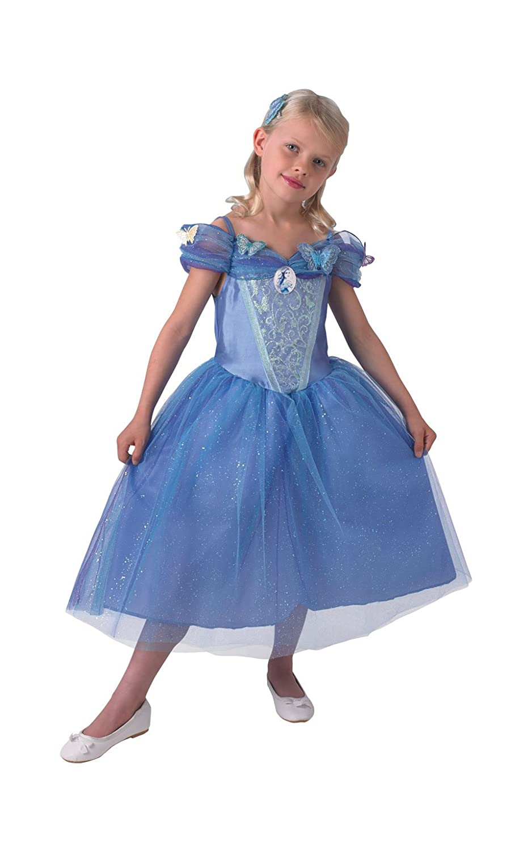 Rubie\'s Official Disney Cinderella Cinderella (Live Action) Child\'s ...