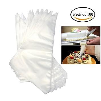 Osan - Bolsas desechables de plástico para pastelería ...