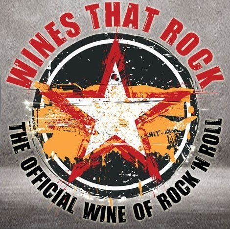 Wines That Rock, Rainbow Wine Mixed Pack, 4 x 750 ml