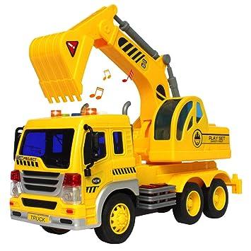 De Coches Construccion Camiones Grandes Hersity Excavadora zGSqMVUp