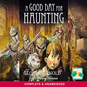 A Good Day For Haunting Audiobook