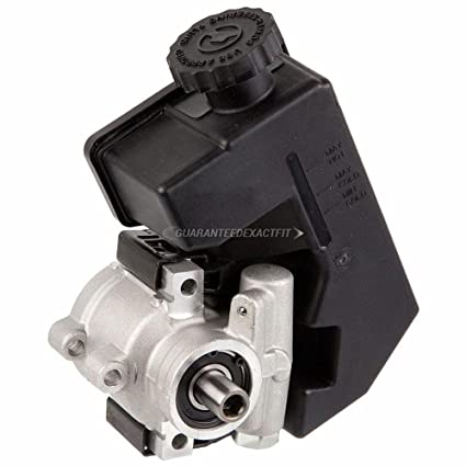 2002 jeep liberty power steering pump replacement