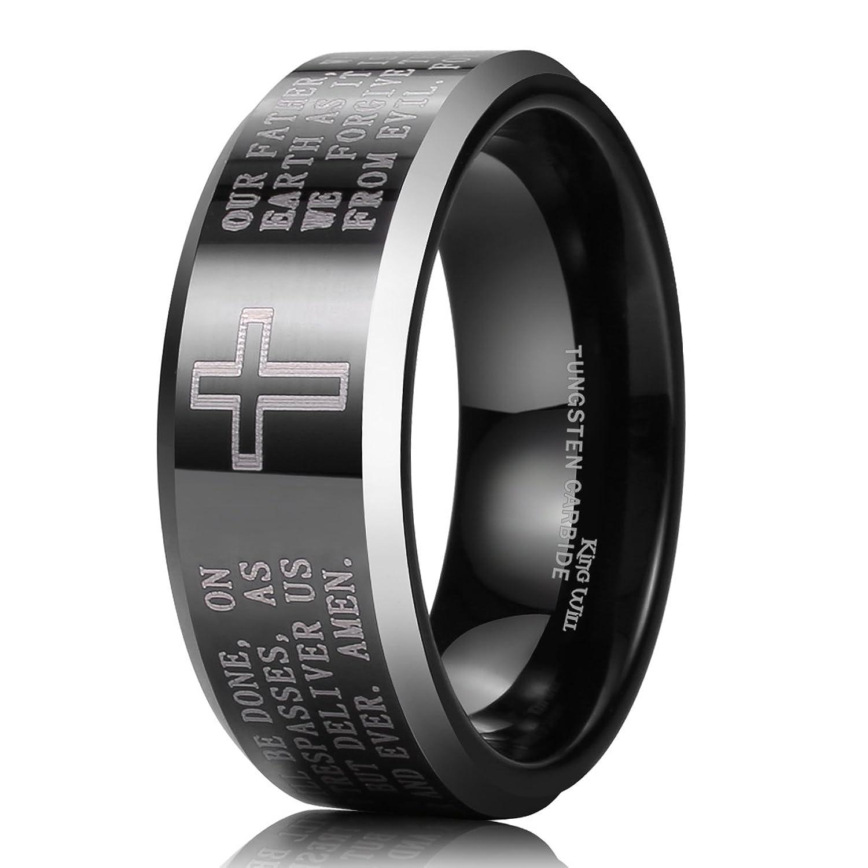 mens wedding rings amazon com