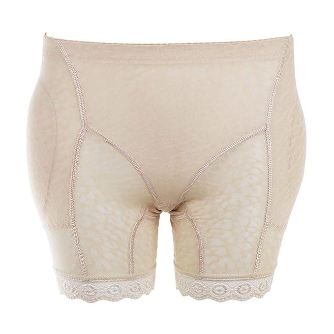 Amazon.com: Pantalones sin costuras para mujer con forma de ...