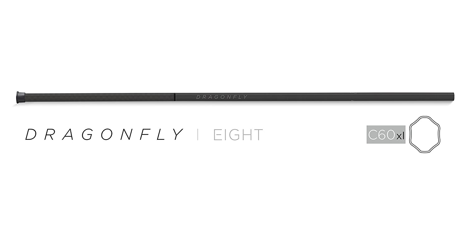 "Epoch Lacrosse - Dragonfly Eight 60"" Defense Lacrosse Shaft"