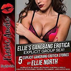 Ellie's Gangbang Erotica
