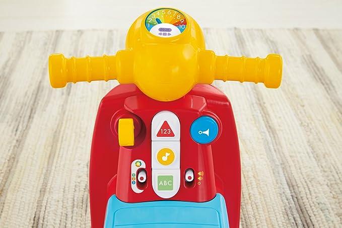 Fisher-Price - Scooter de juguete (CGT06) [Importado de Francia]