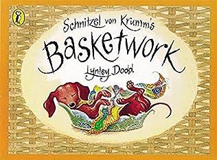 book cover of Schnitzel Von Krumm\'s Basketwork