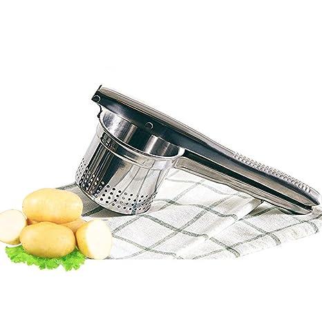 WIN Dynasty patatas/verduras y exprimidor/comida para bebés colador – -Premium acero