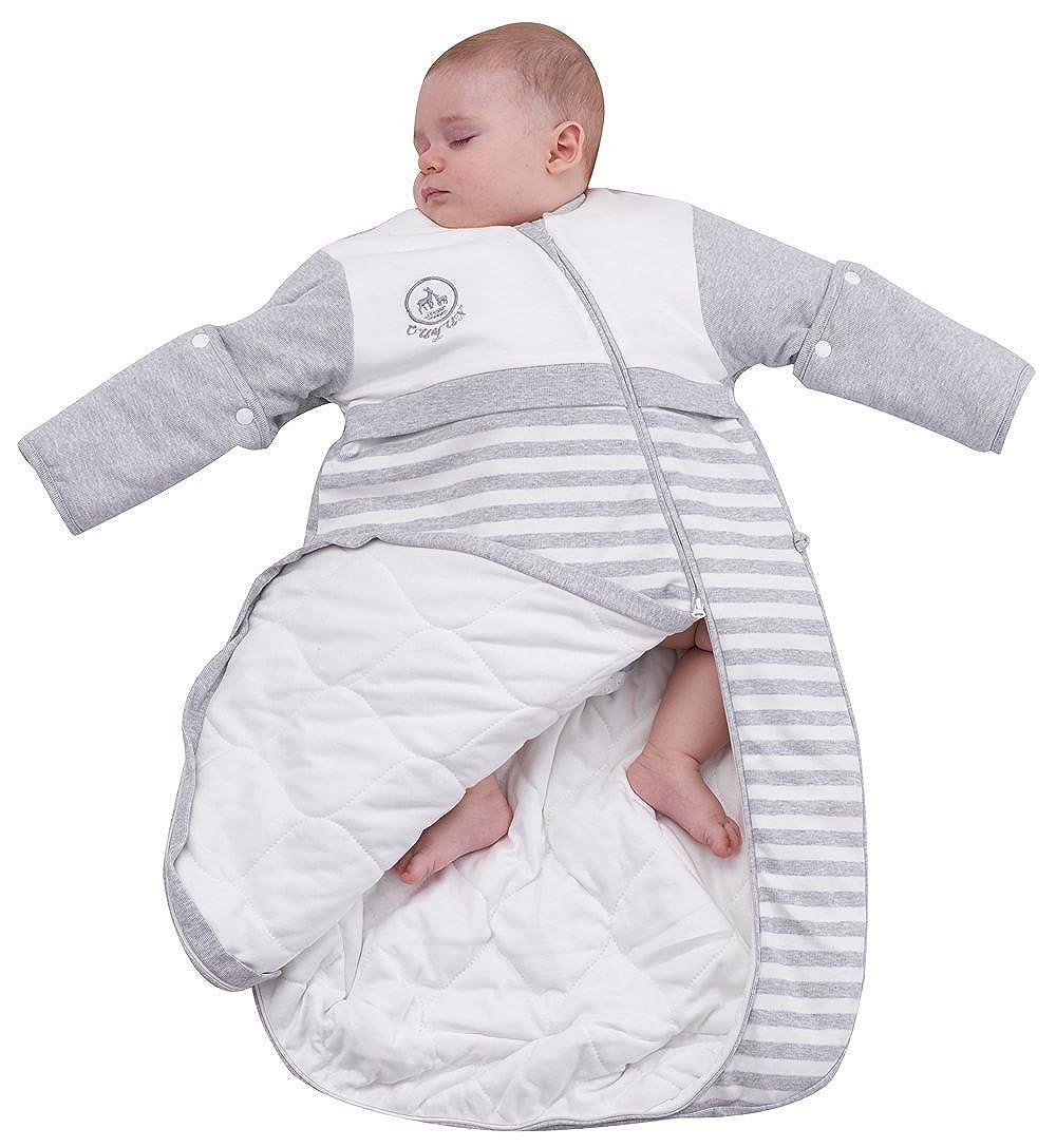 流行に  OuYun L SLEEPWEAR Grey ユニセックスベビー L Grey 130g B0788LH5GP B0788LH5GP, イヨシ:eb1983d6 --- a0267596.xsph.ru