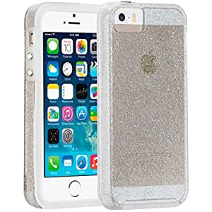 Case-mate desmonetizar carcasa para Apple iPhone 5S/se - Champagne